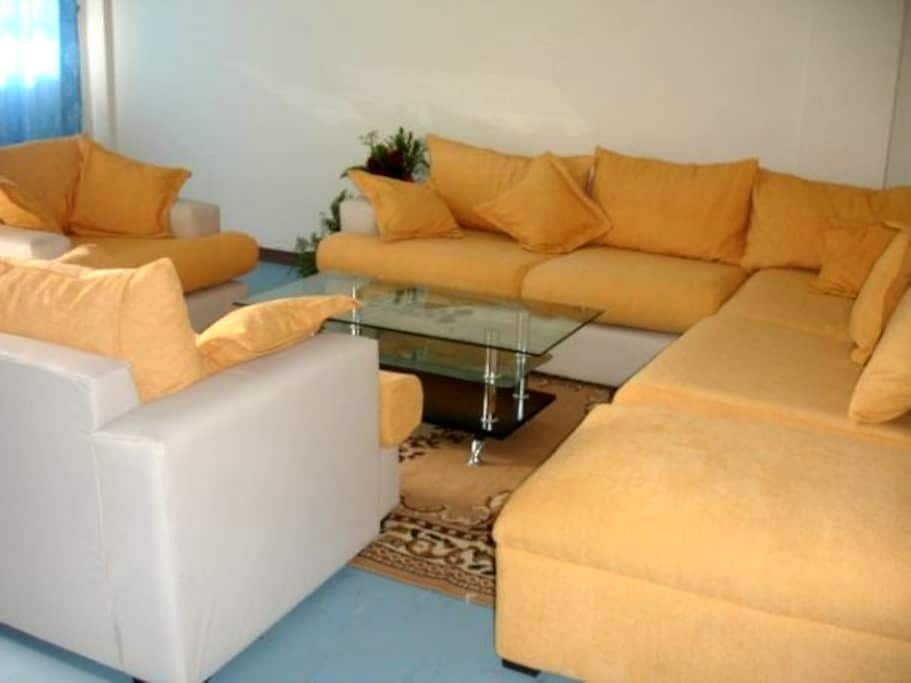 Entire House Cozy Aparment - Addis Ababa