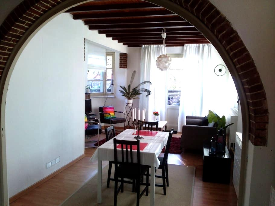 Apartment with terrace/garden - Oostende