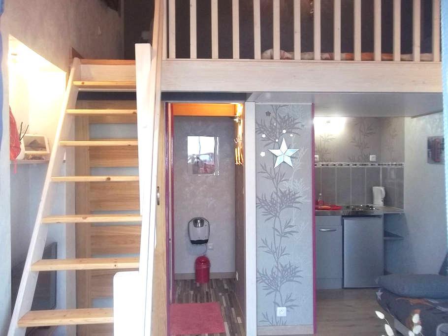 Studiomezzanine neuf de 25m2 de plain-pied - Aytré - Apto. en complejo residencial