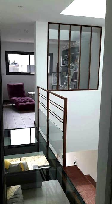 Maison moderne - toulouges