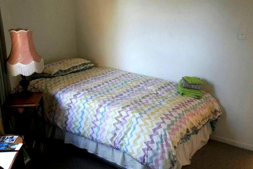 Harakeke (Flax) Room. - Blenheim - Hus