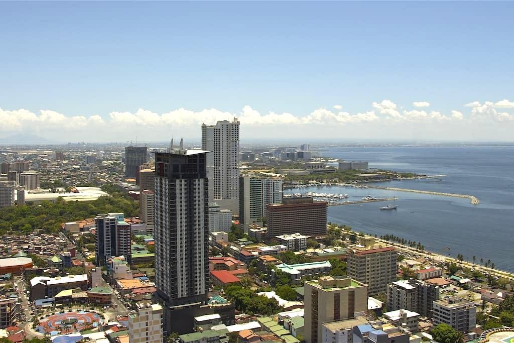 Magnificent View On Manila Bay - Manila