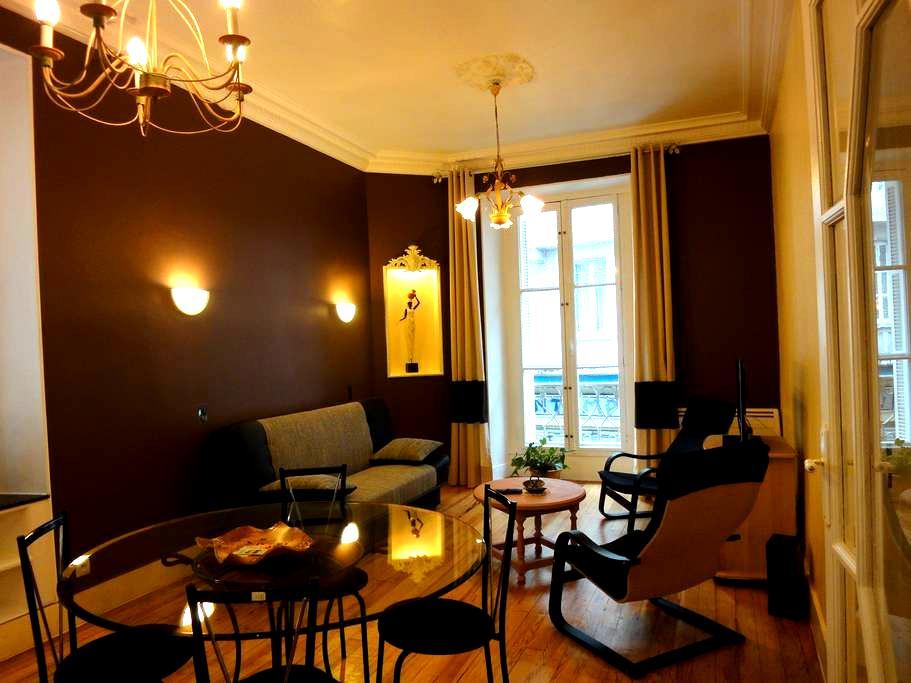 appartement proche du centre ville - Lourdes - Byt