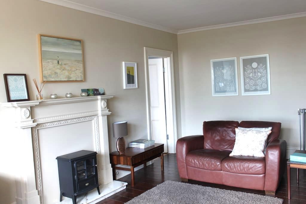 Spacious beautiful apartment in Tynemouth - Tynemouth - Lejlighed