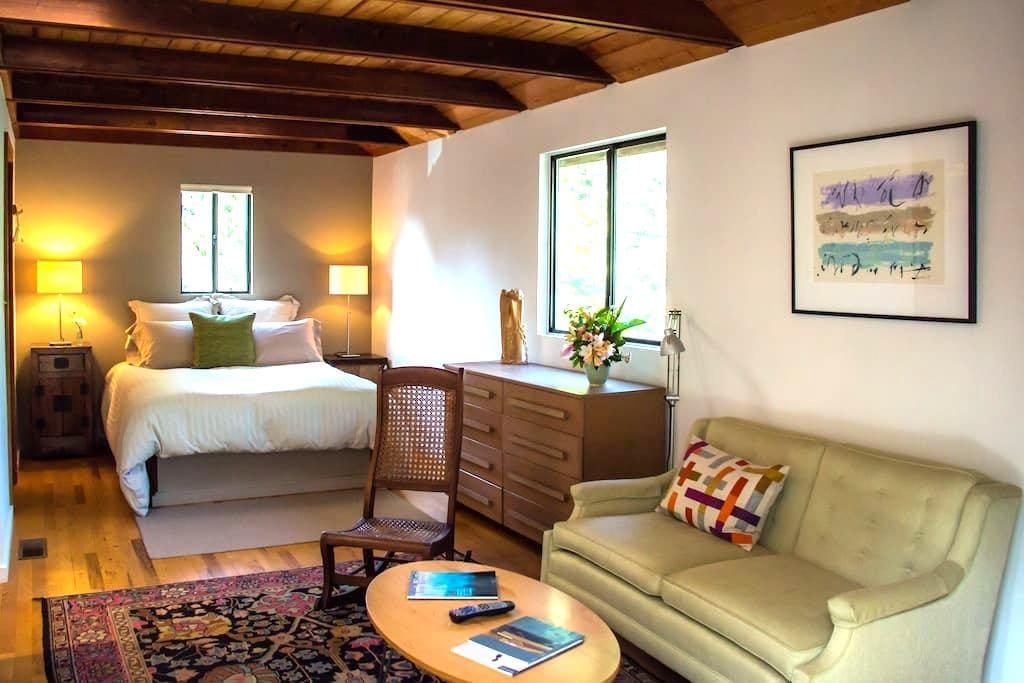 Contemporary Mendocino Studio - Mendocino - Apartment