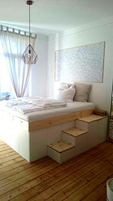 Double Room in Flatshare - Celle - Pis