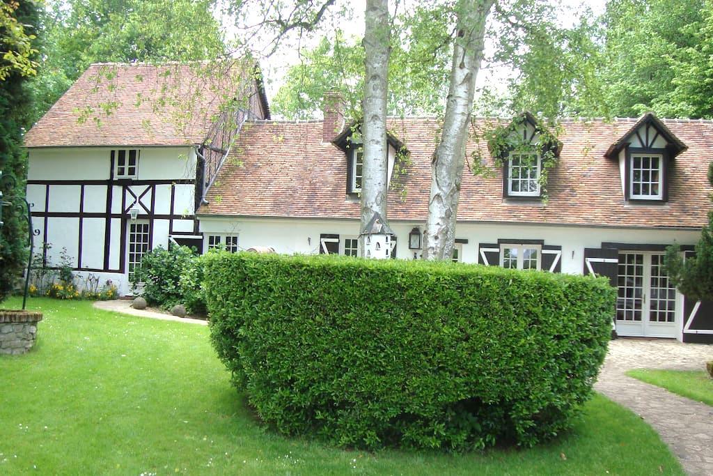 Maison charmante à la campagne - Saint-Martin-le-Nœud - Rumah