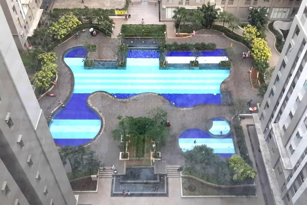 EZ-Stay @J-Town (Jakarta) - Penjaringan - Departamento