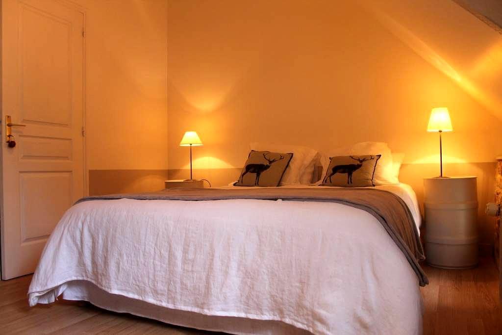 Chambre de charme dans une longère - Plomelin - Guesthouse