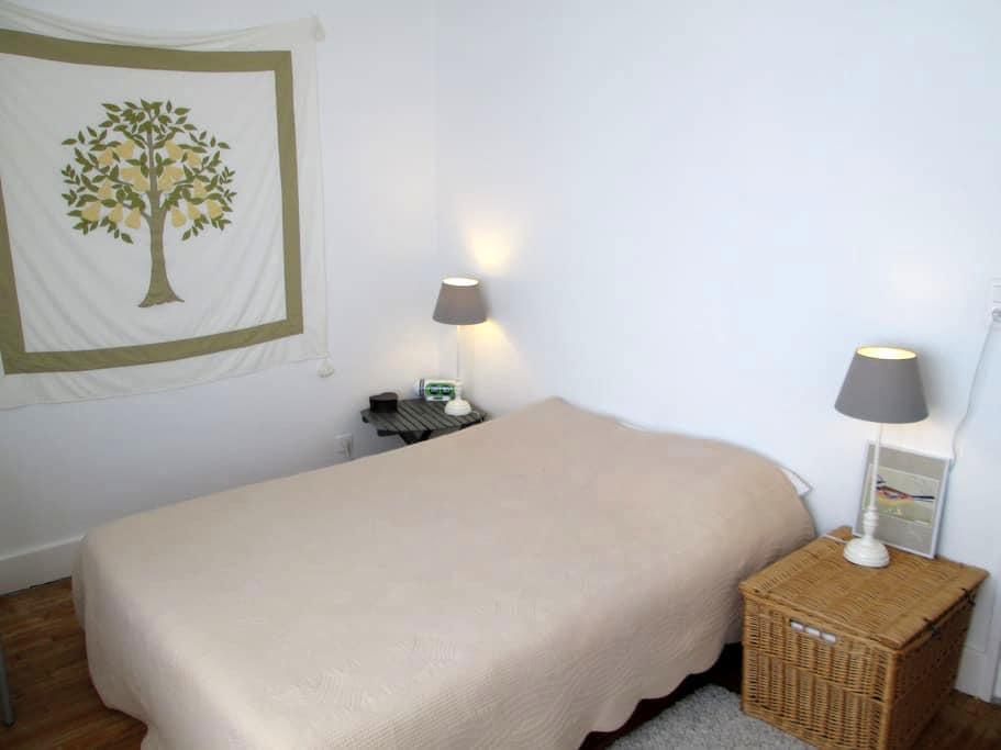 Charmant appartement au centre d'Aÿ - Ay - Pis