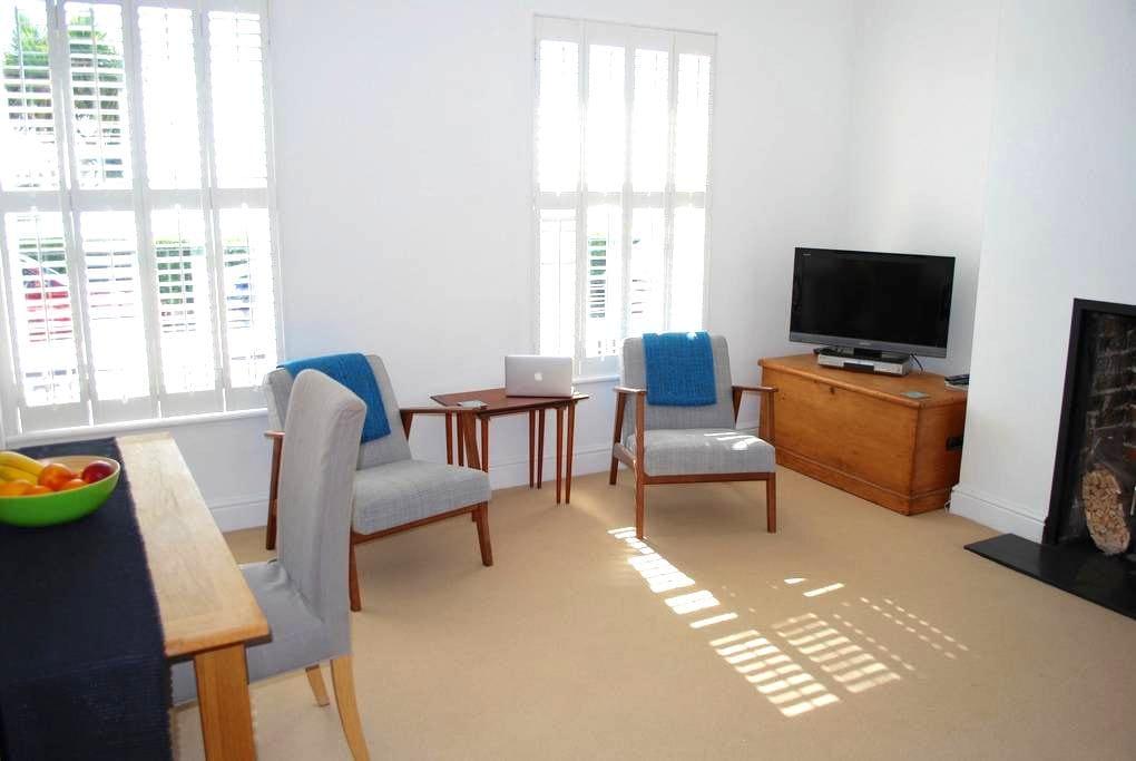 Beautiful beachside apartment - Broadstairs - Apartment