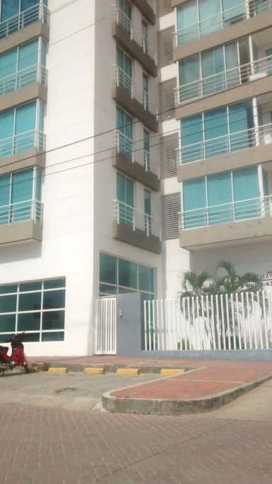 Tranquilo espacio  en Santamarta como en tu hogar - Santa Marta - Apartmen
