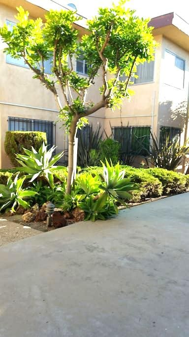 Private Room Near LAX, Forum and Beaches - Inglewood - Apartamento