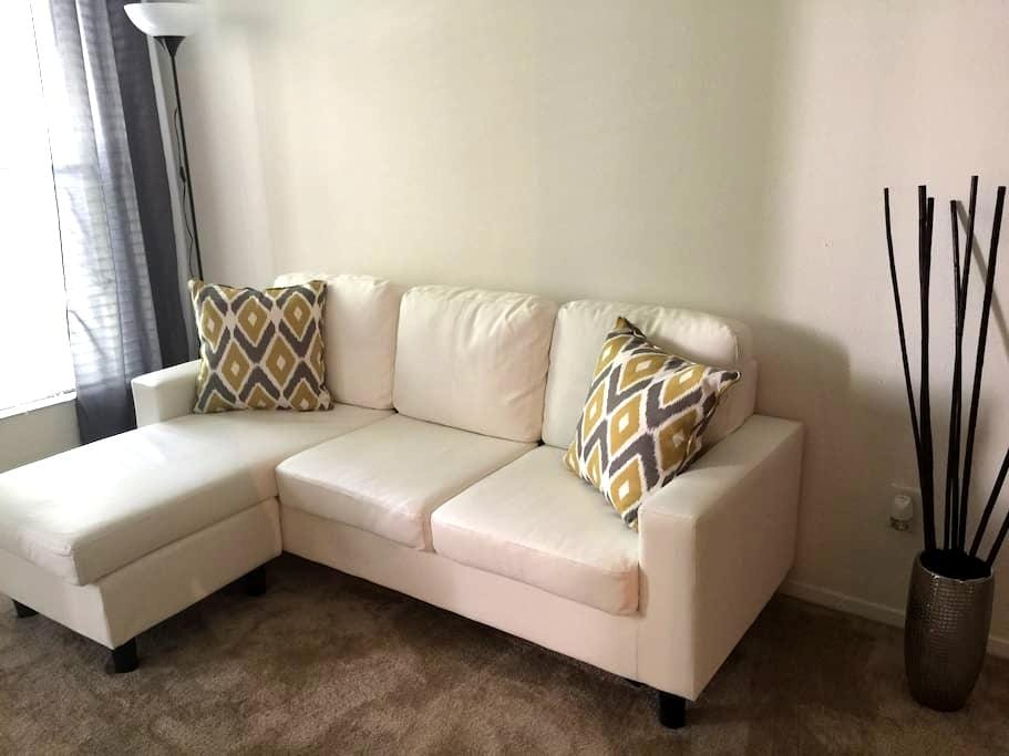 COMTEMPORARY BUSCH GARDENS & USF  POOL, WIFI & TV - Tampa - Apartment