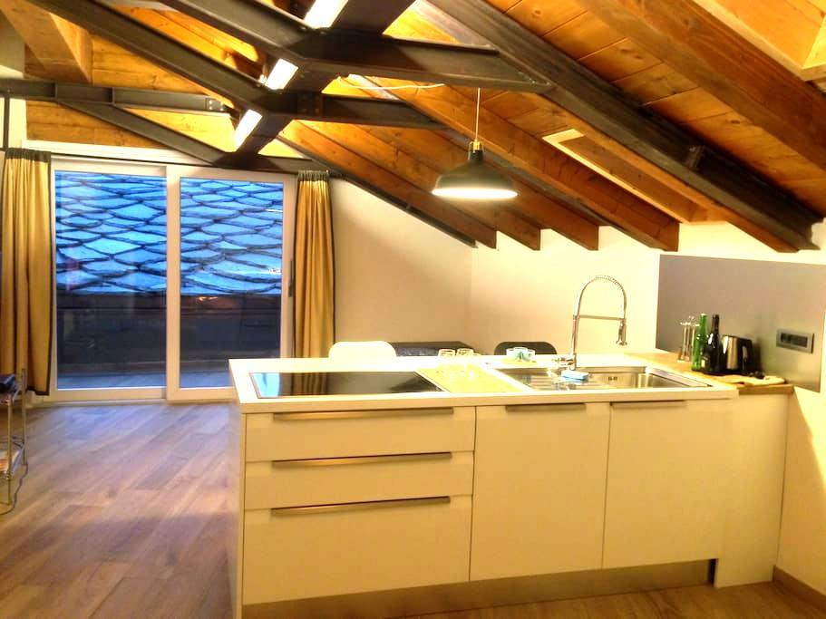 Loft de Ville - Aosta