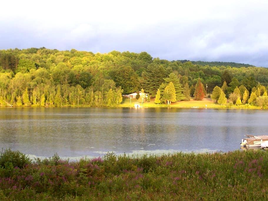 Hanley Lake Cove Condos - Our R & R - Central Lake - 別荘