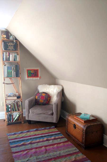 Comfy Private Room in Downtown Truro - Truro - Appartement