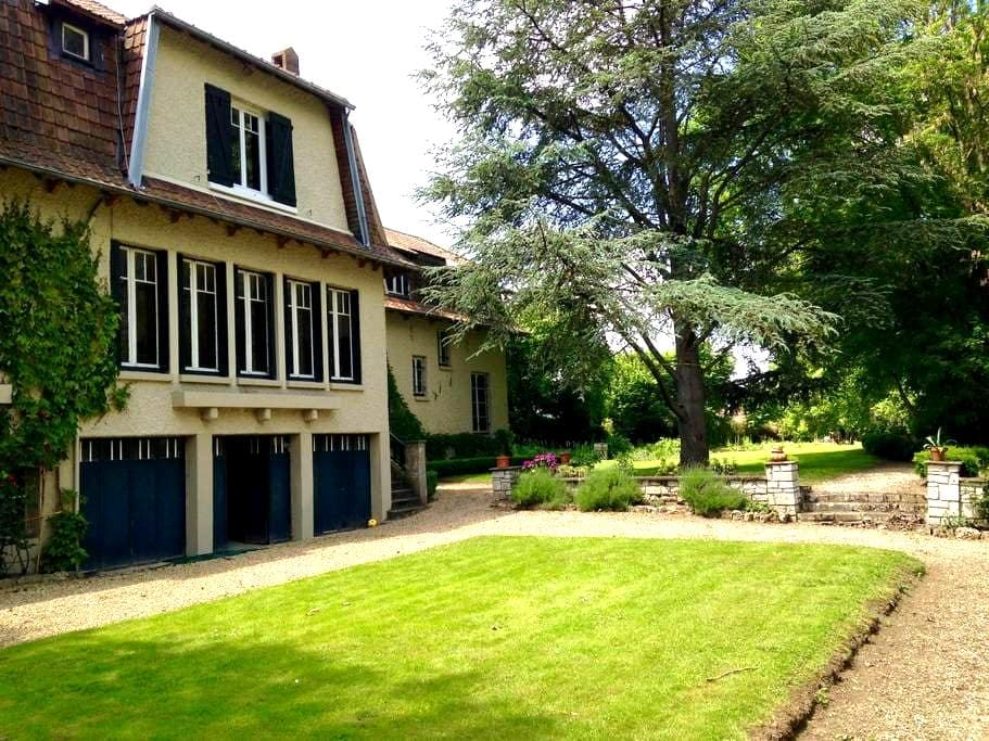 Beautiful family estate on the Seine - Tosny - Talo