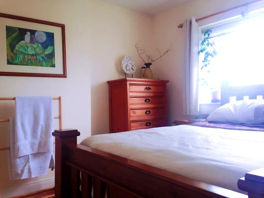 cozy illuminated double room Cork - Castlemartyr - Haus