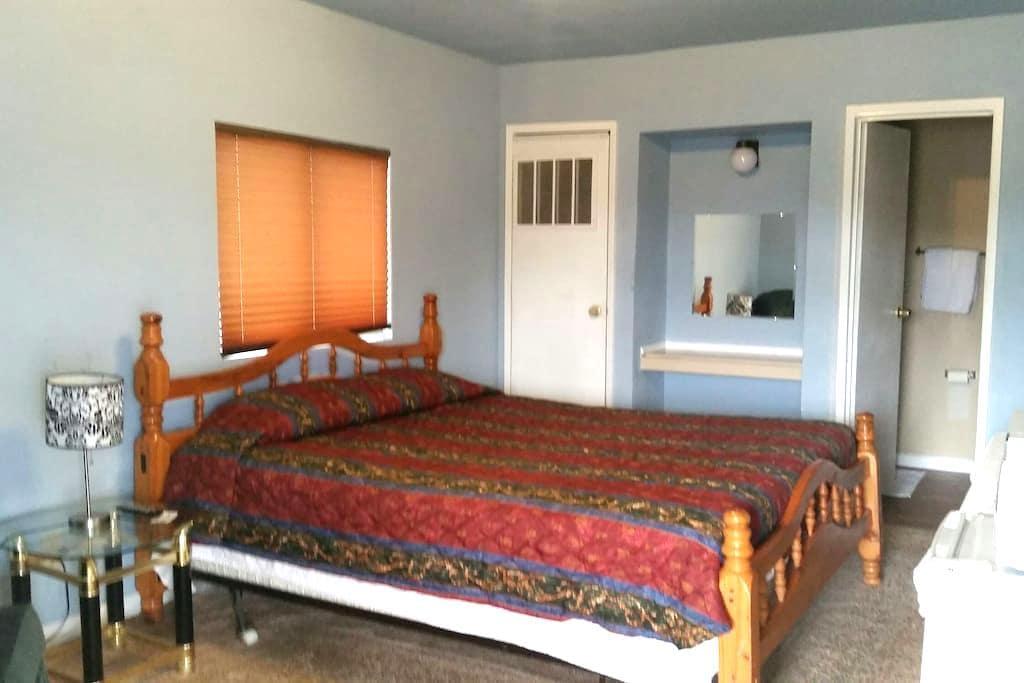 Comfortable room in Coalinga! - Coalinga - Byt