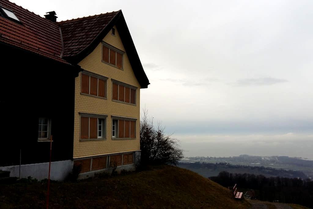 Sommersberg Herrliches Appenzell - Wolfhalden - Ev