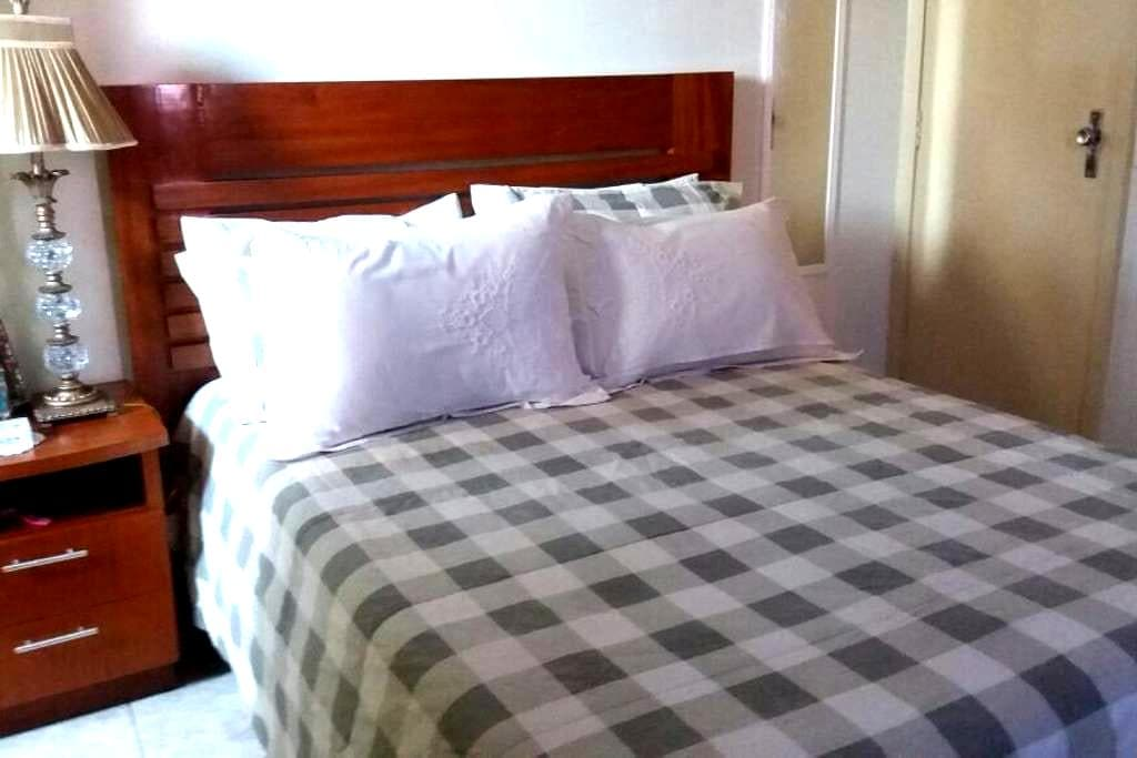 Linda suite no Setor Oeste - Goiânia - Lejlighed