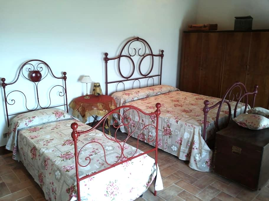 Casa Marjs: the authentic, relaxing, Tuscan style - Chiusdino
