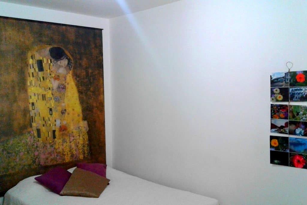 """""""Cretcheu"""" Double Room. - Praia - Apartament"""