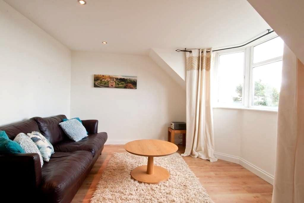 Modern Apartment in Corwall's Cycling Town - Bodmin