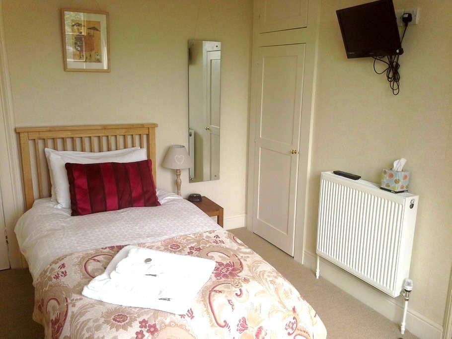 Great B&B, Single Room - Barnstaple - Bed & Breakfast