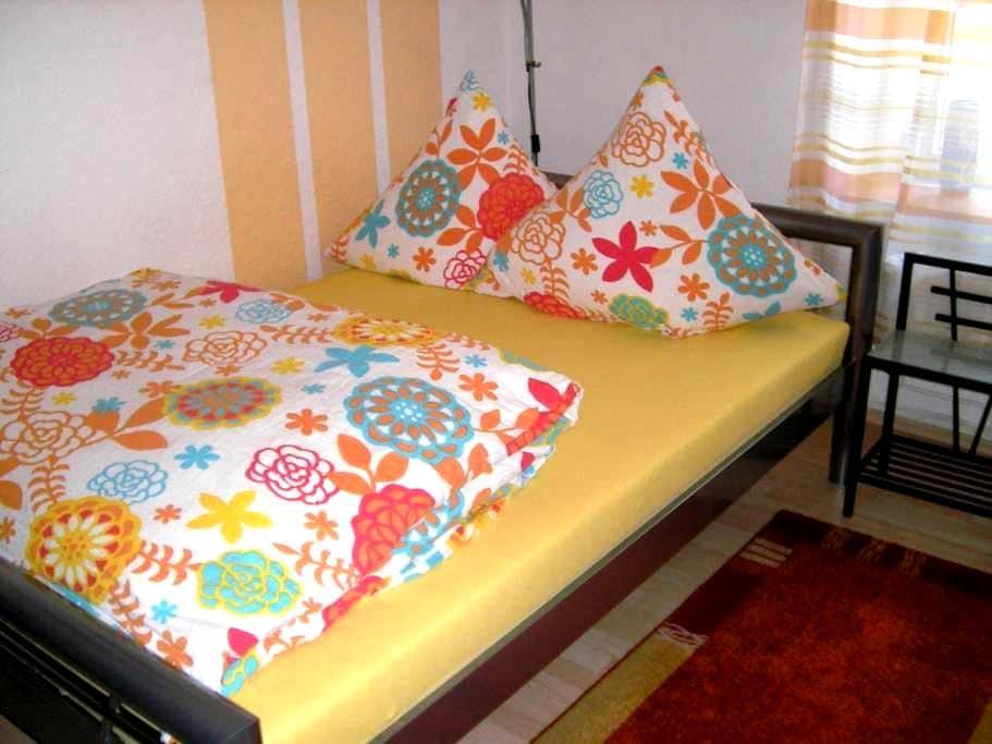 2Raum Wohnung komplett eingerichtet - Wuppertal - Hus