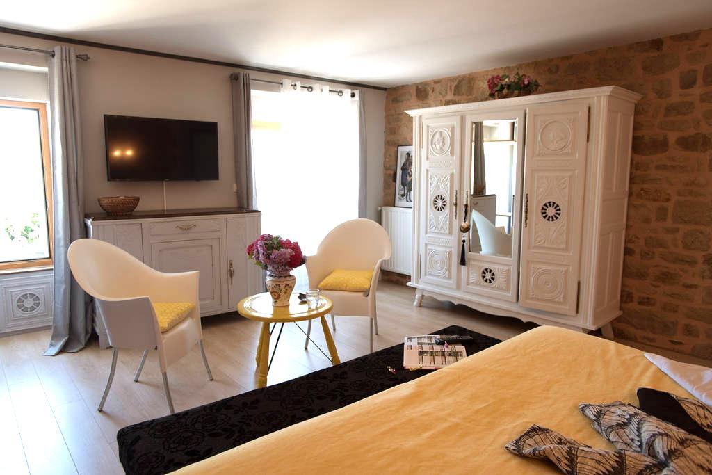 Le Clos du Mèn-Allèn - Chambres d'Hôtes  au Manoir - Erdeven