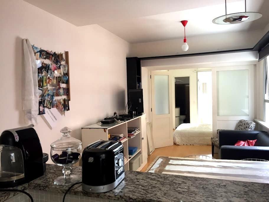 Clean, prático e moderno Perdizes - São Paulo - Loft