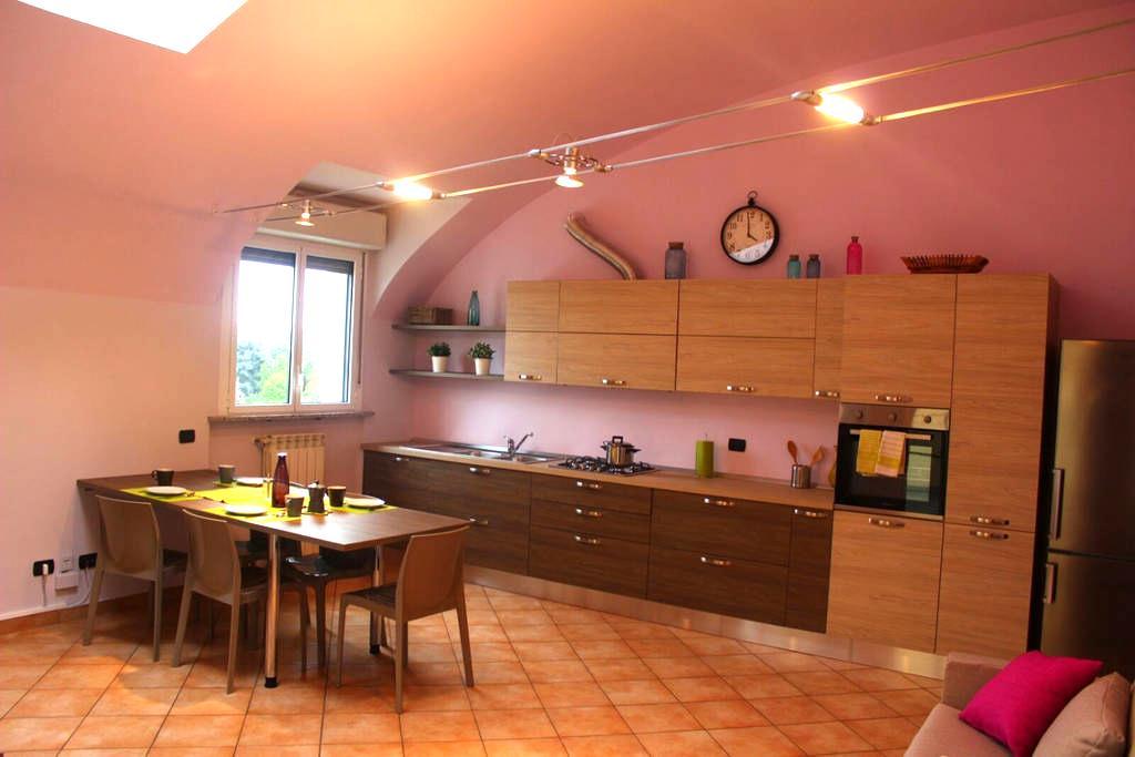 Bilocale con vista - Castellanza - Apartment