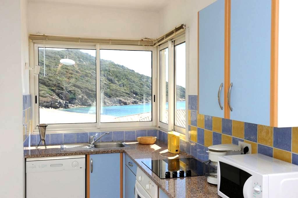 Appartement vue mer , - Sartène - Квартира