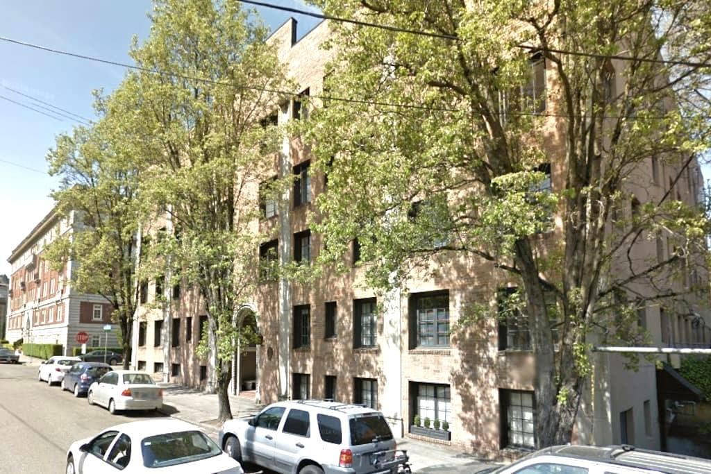 Lovely Studio in the Heart of NW/Pearl - Portland - Appartement