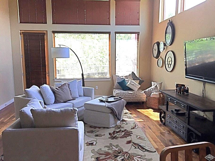Luxury Loft in the heart of Eagle Ranch - Eagle - Wohnung
