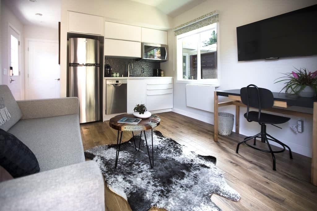 Modern Belmont Cottage - 贝尔蒙特 - 小平房