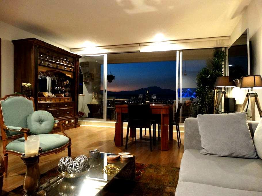 SPACIUS apartment, BEAUTIFUL view, BEST zone - Heroica Puebla de Zaragoza - Apartment