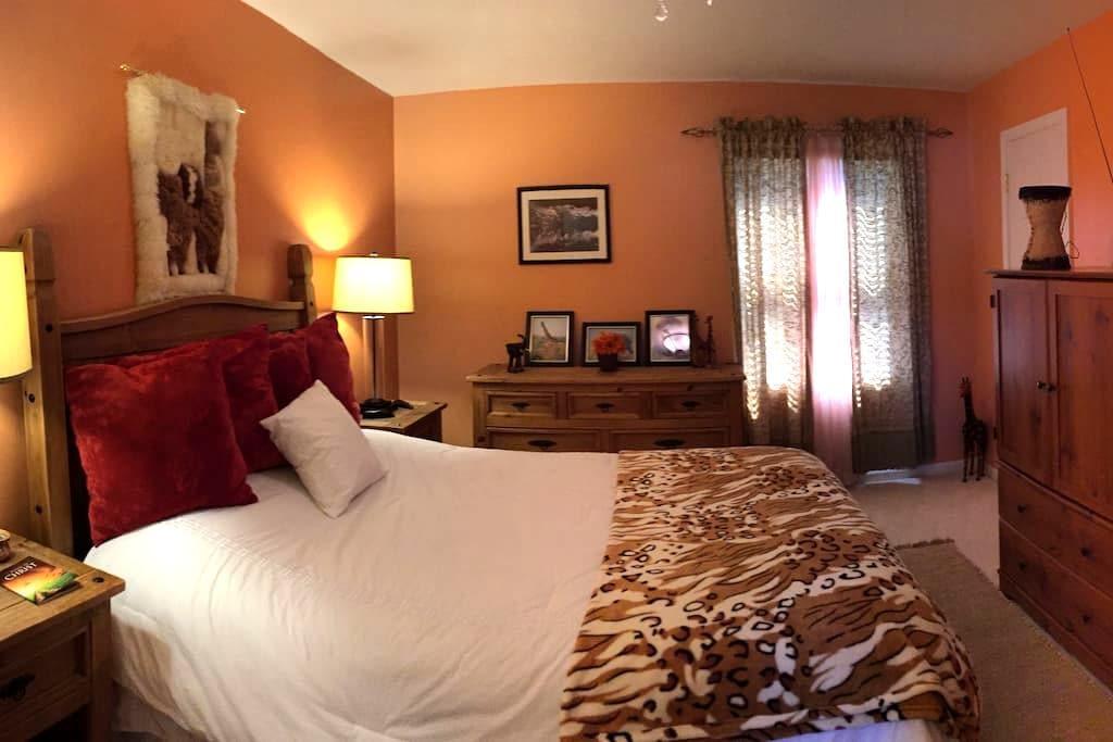 Private room in Berrien Springs - Berrien Springs - Talo