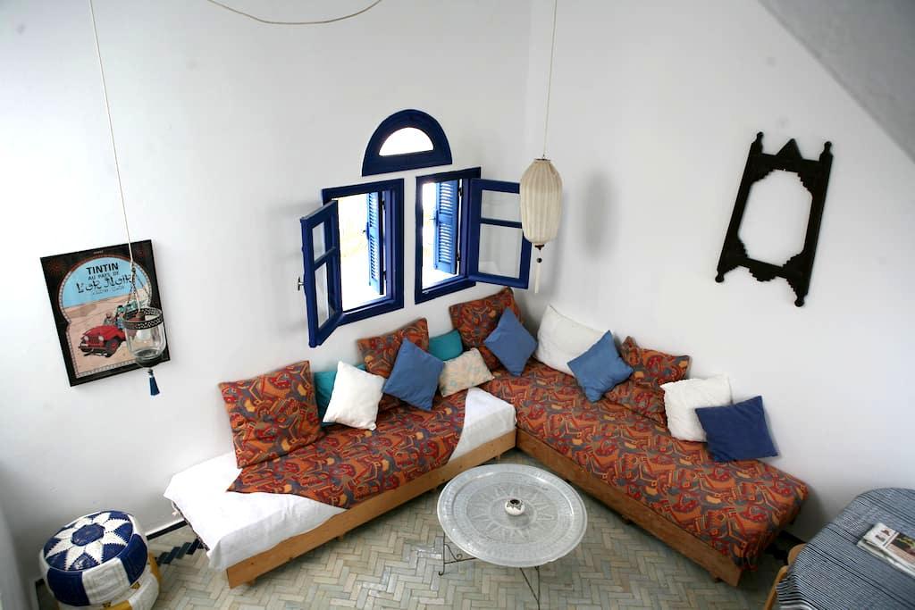 Casa en la MEDINA con vistas al MAR - Asilah - House