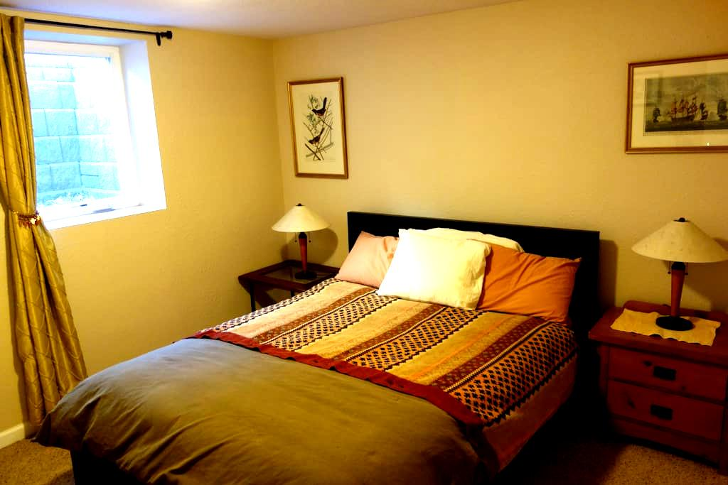 Cozy 3-Room Suite Close to All Colorado Offers - Arvada - Dům