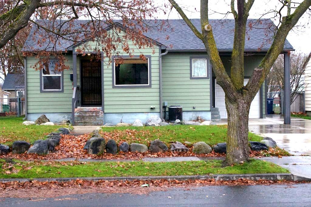 Healing House - Spokane - Casa