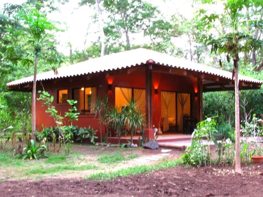 Casa Rustica 2 one bed beach house - Playa Grande - Haus