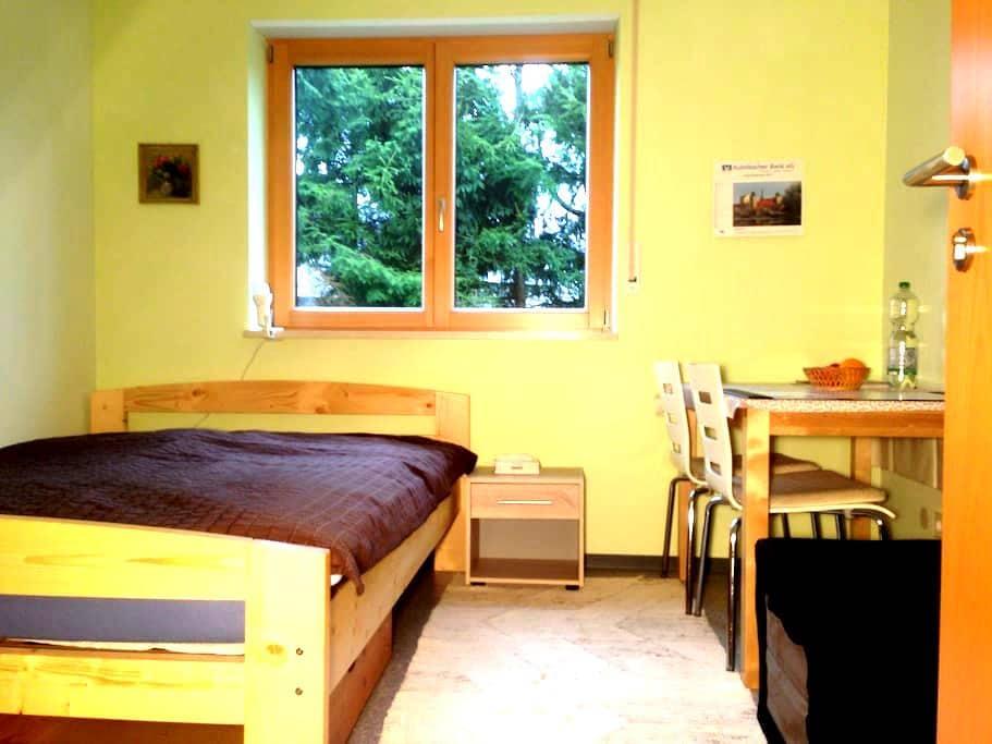 Traumhaft ruhiges Gästezimmer - Thurnau