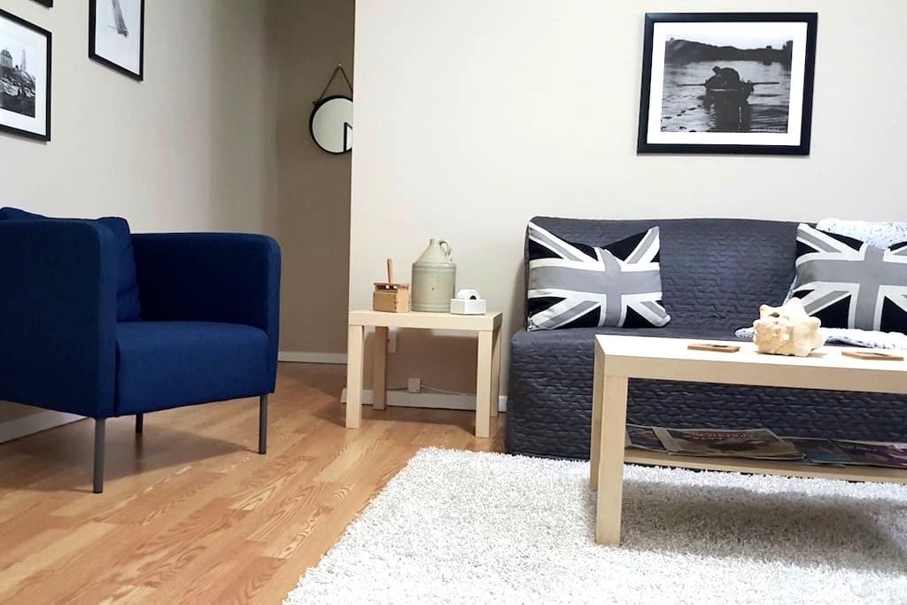 Luxurious & Retro 1bd flat on an historic road - Halifax - Lägenhet