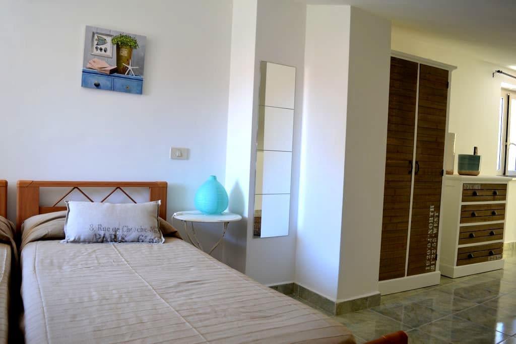 appartamento di stile, centro storico, vicino mare - Sapri - 公寓