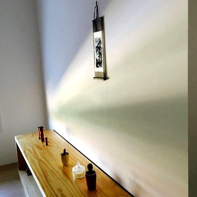 Brand new apartment - next to a mall - n2 room - Campinas - Apartment