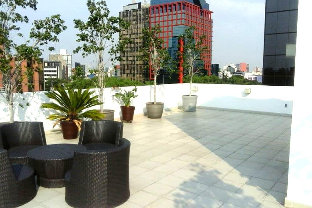 Departamento de lujo en Reforma e Insurgentes - Ciudad de México - Apartemen