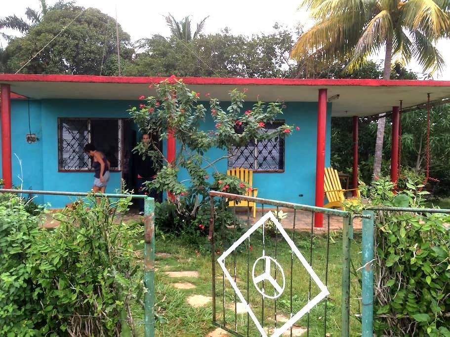 Elisa's Paradise - Bacunayagua - Casa de camp